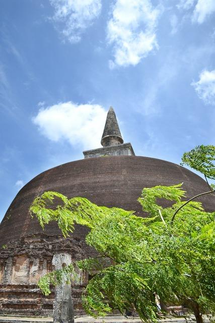 Polonnaruwa ancient ruins ancient, religion.