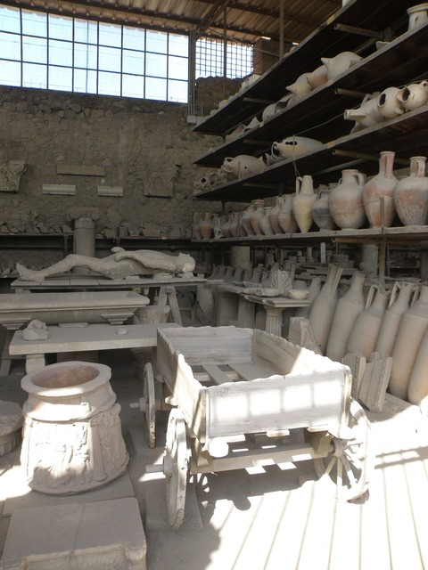 Pompeii italy history, places monuments.