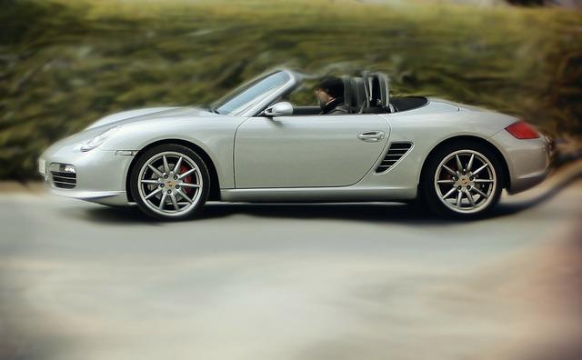 Porsche speed air flow.