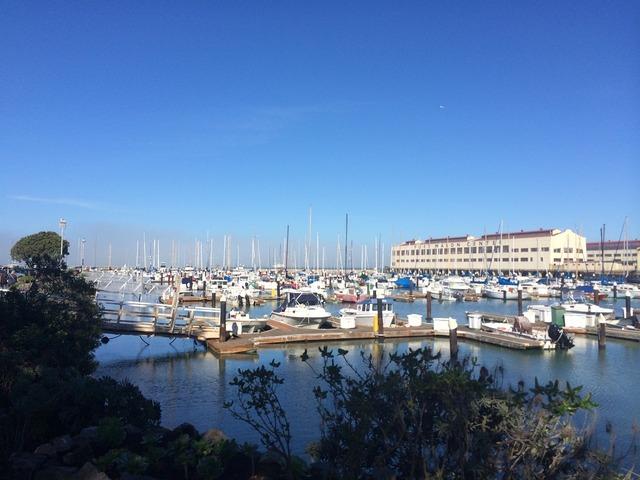 Port san francisco booked.