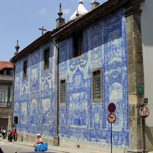 Porto portugal tile.