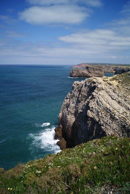 Portugal algarve algarve west coast, travel vacation.