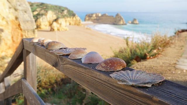 Portugal lagos algarve, travel vacation.