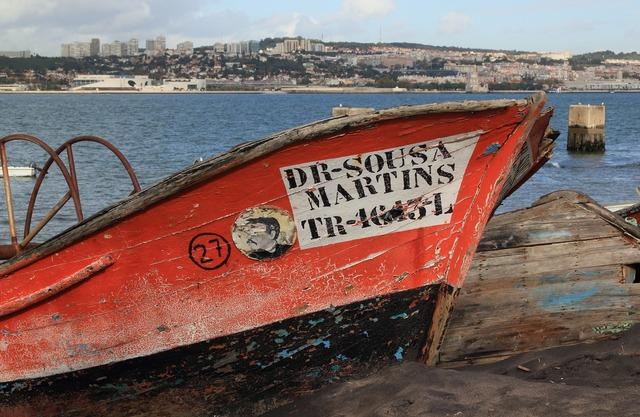 Portugal lisbon trafaria.
