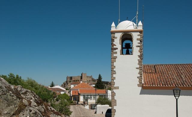 Portugal marvão church, religion.