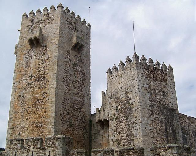 Portugal sortelha medieval village.