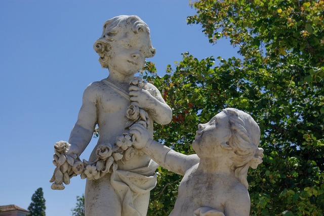 Portugal statue park.
