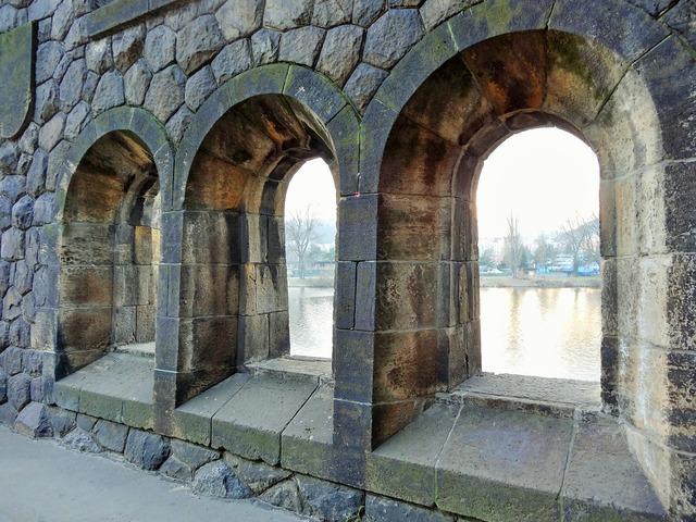 Prague czech rep, places monuments.