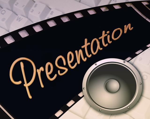 Presentation education speakers, education.