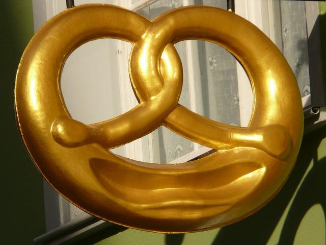 Pretzel golden inn.