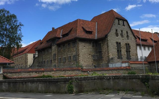 Prison godehardi hildesheim germany.