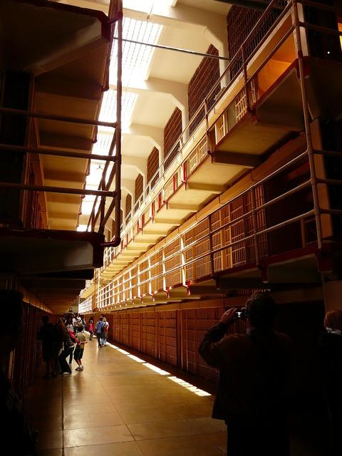 Prison prison cell cell.