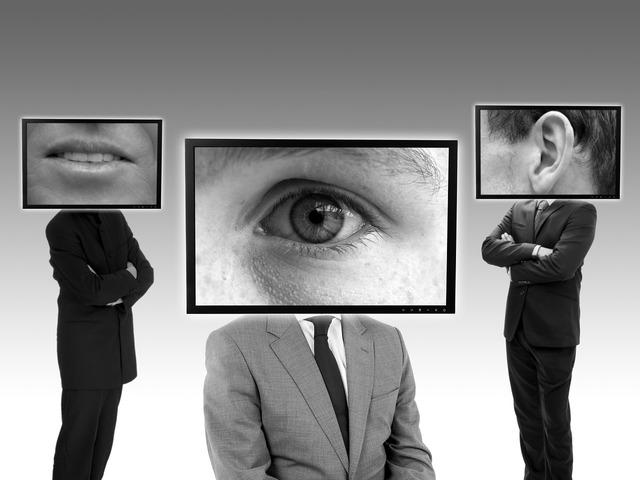 Privacy policy spy espionage.