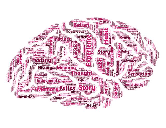 Psychology brain mind, people.
