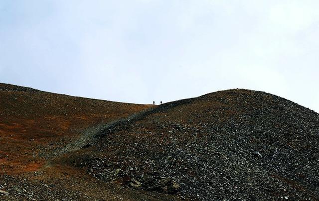 Puigmal mountain landscape, nature landscapes.