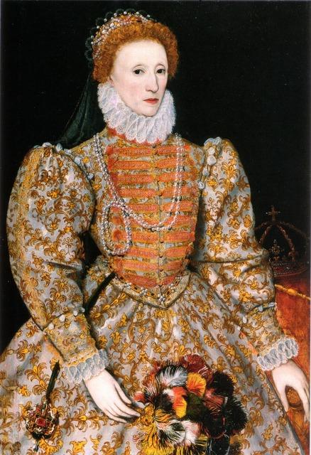 Queen elizabeth i england, beauty fashion.