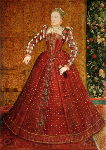 Queen england elizabeth i, beauty fashion.