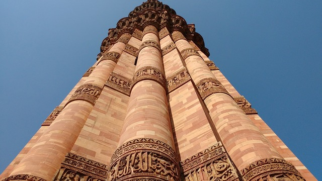 Qutb minar history attraction, places monuments.