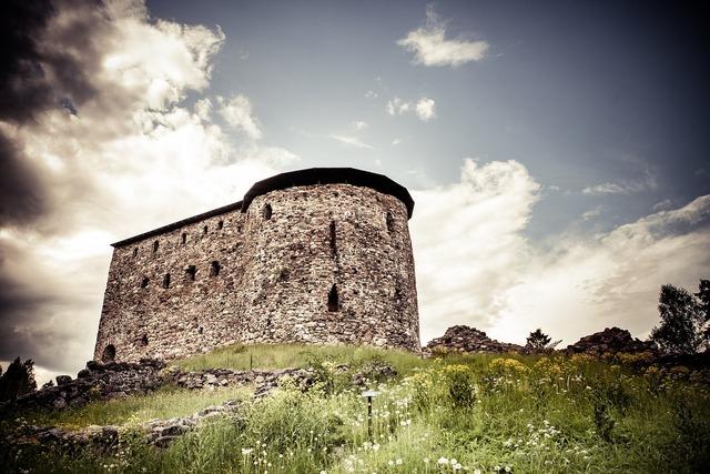 Raasepori castle building, architecture buildings.
