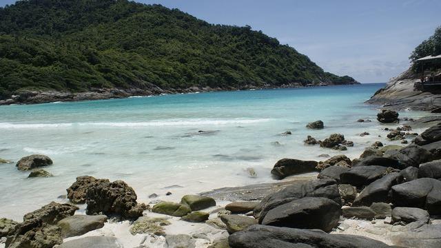 Racha island phuket, travel vacation.