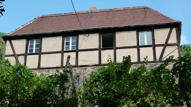 Radebeul cultural heritage building, architecture buildings.