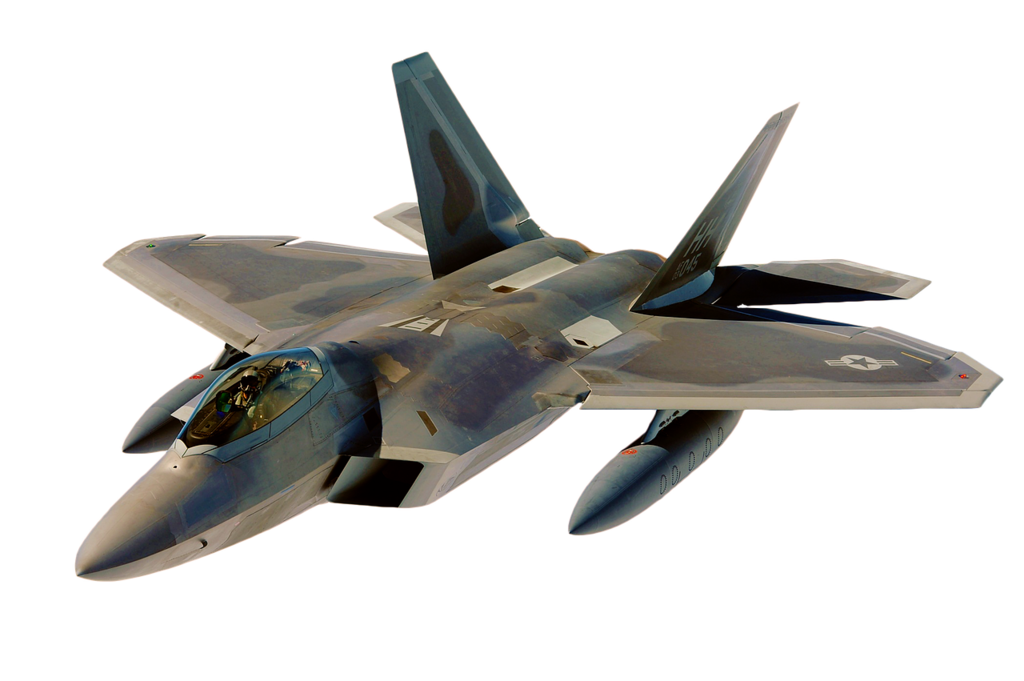 Raptor f-22 jet, science technology.