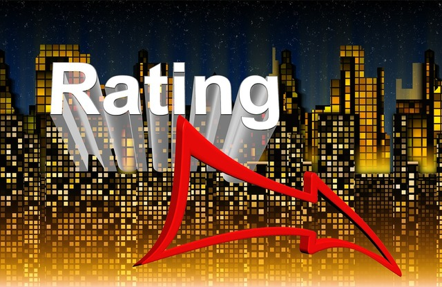 Rating classification comparison, business finance.