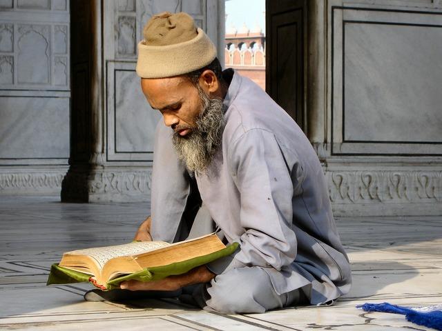 Read religion man, religion.