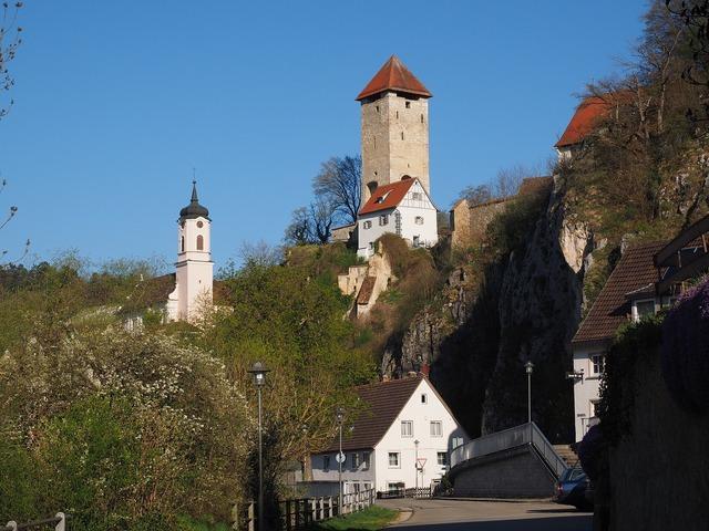 Rechtenstein community village.