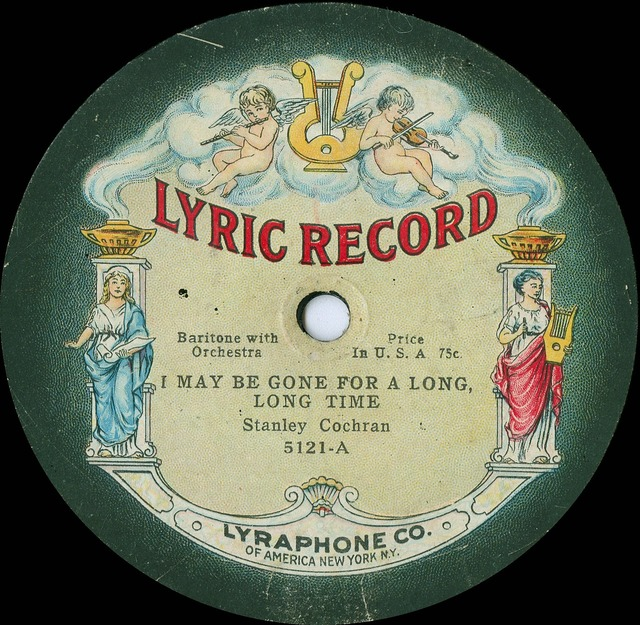 Record old poetry, music.