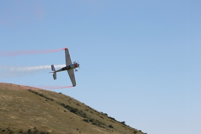 Red bull red-bull red bull aircraft.