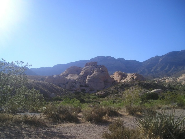 Red rock nevada.