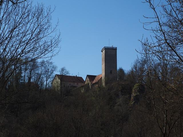 Reichenstein castle castle reichenstein.