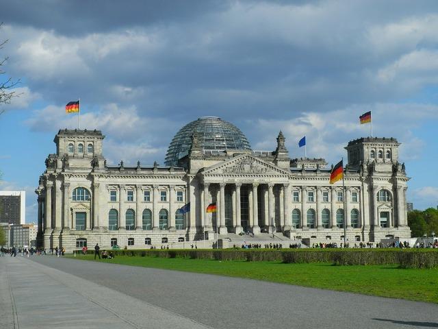 Reichstag berlin bundestag.