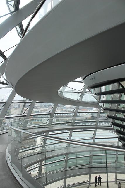 Reichstag berlin dome.