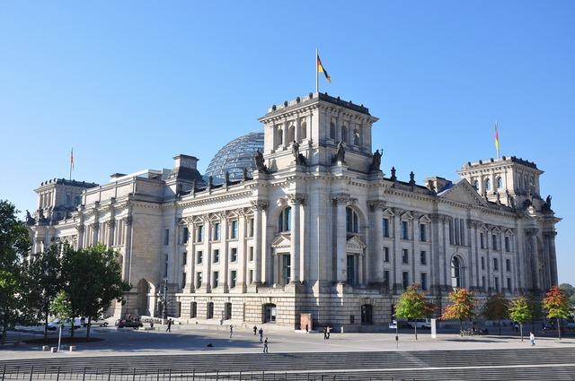 Reichstag berlin germany.