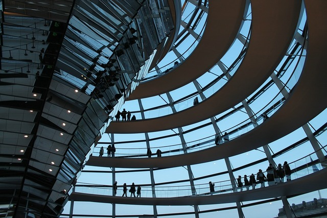 Reichstag glass dome bundestag, architecture buildings.