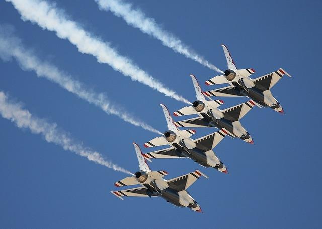 Reno airshow airplanes air show.