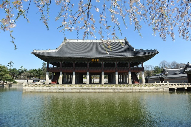 Republic of korea seoul high altitude, nature landscapes.