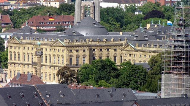 Residence würzburg balthasar neumann.