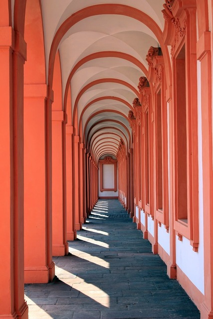 Resindenzschloss gallery castle.