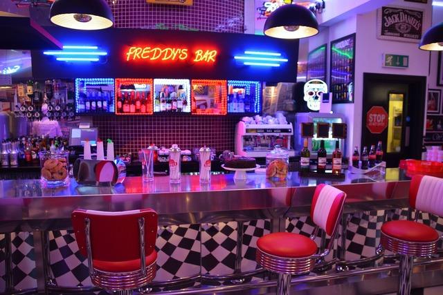 Restaurant cafe bar, food drink.