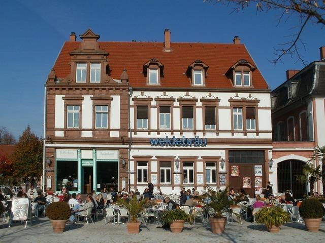 Restaurant cafe schlossplatz, food drink.