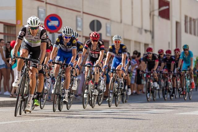 Return cyclist spain, sports.