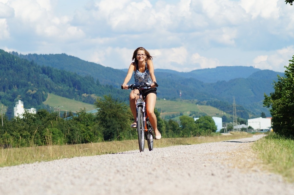 Ride round trip, transportation traffic.