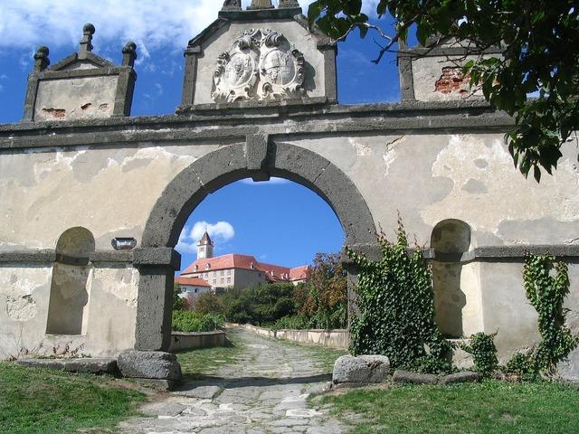 Riegersburg austria castle, architecture buildings.