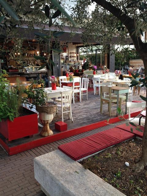 Rimini italy bar.