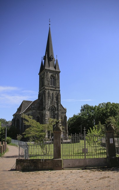 Rinteln weser uplands church, religion.