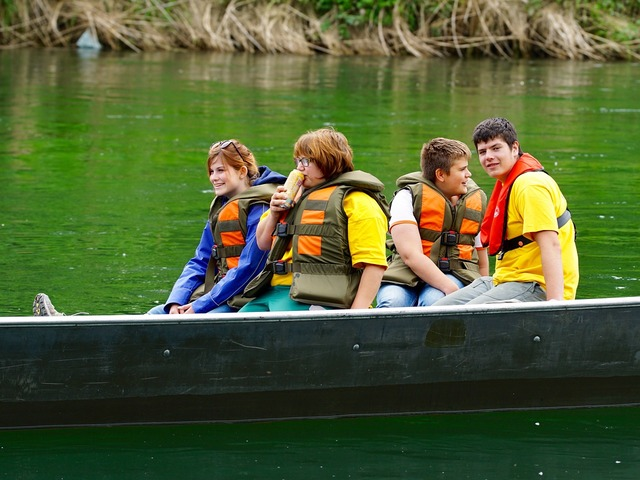 River boot boat trip.