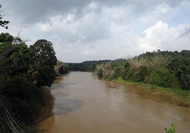 River cauvery kaveri.